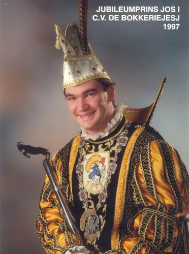 1997 - Jos I van Eeghem