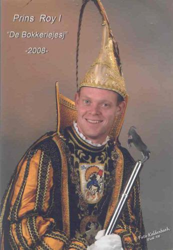 2008 - Roy I Dehing