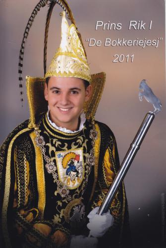 2011 - Rik I Vrolings